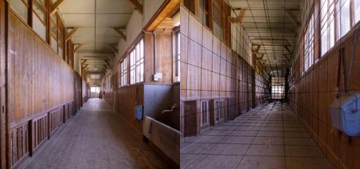 2D写真を簡易的にテクスチャマッピングして3D空間に変換